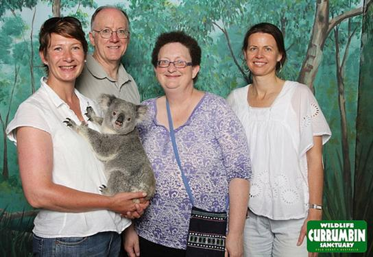 Koalas are more popular in Australia